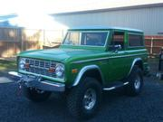 1974 ford Ford Bronco Sport