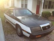 Chrysler 1990 Chrysler LeBaron Convertible